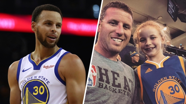 aae735c952e Steph Curry Responds to Girl Asking for Curry Girls Sneakers - NBC4 ...