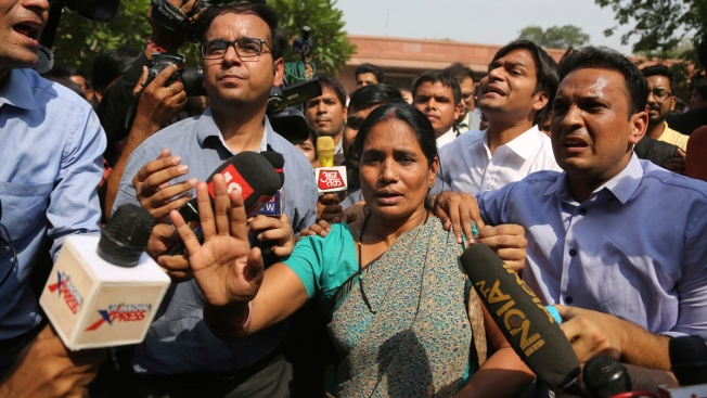 India's Top Court Keeps Death Sentences in Fatal Gang Rape Case
