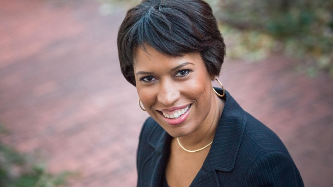 "Muriel Bowser Wants to ""Make Good Neighborhoods Great"""