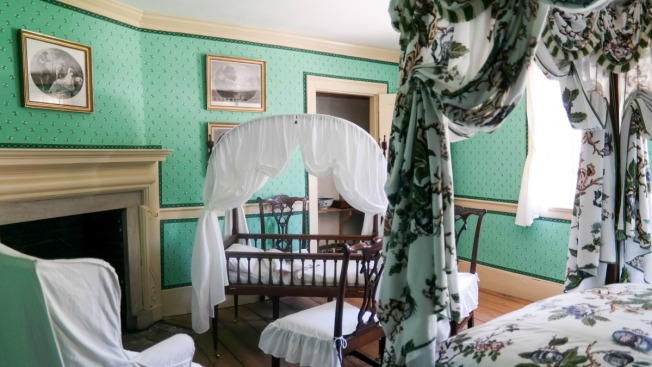 PHOTOS: Mount Vernon's Recently Restored Chintz Room