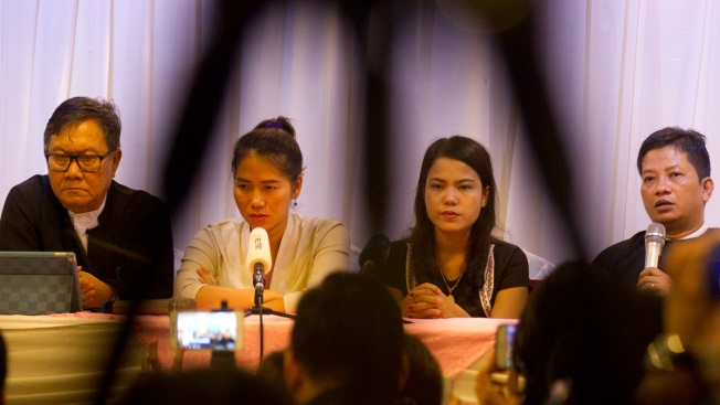 Wives of Convicted Myanmar Reporters Shocked by Sentences
