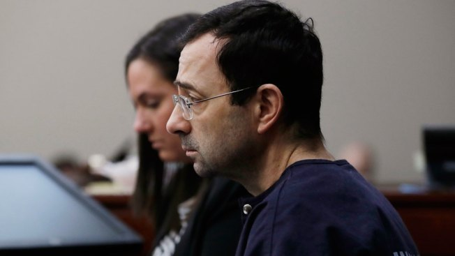 Nassar Victim Who Complained in 2004 Gets Apology From Cops