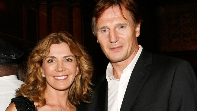 "Natasha Richardson's Death Still Doesn't Seem ""Real,"" Says Liam Neeson"