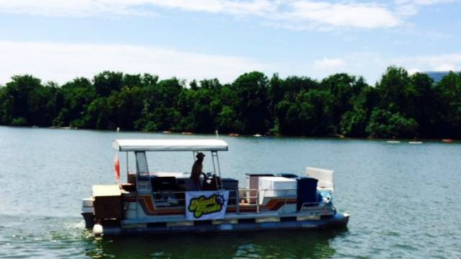 "D.C.'s First ""Food Boat"" Hits the Water"