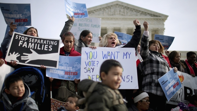 Homeland Security rescinds Obama's DAPA program