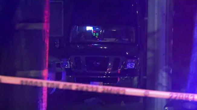 KPIX-TV News Crew Robbed, Guard Shot; Suspect Arrested