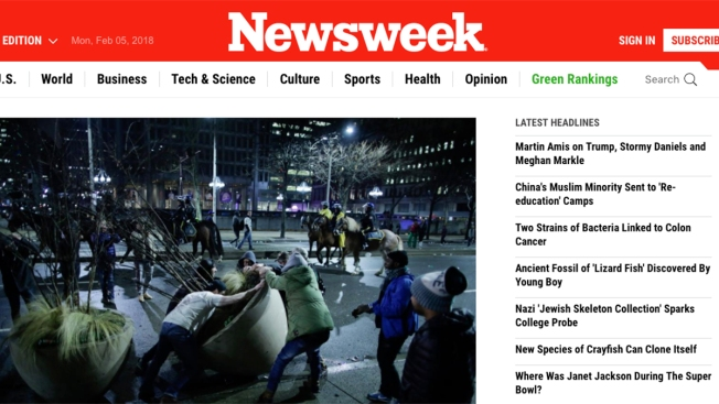 Newsweek's Future in Question After Firing Top Editors