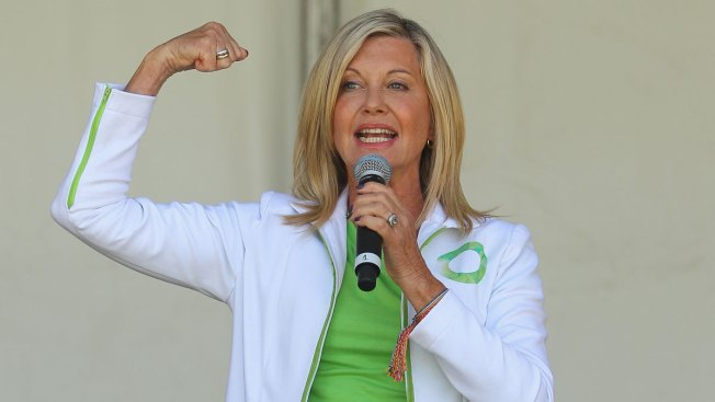 Olivia Newton-John Postpones Concerts Following Breast Cancer Return
