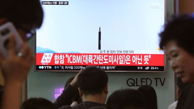 KCNA: North Korea leader oversees 'new' weapon system test