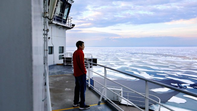 Ship Sets Record for Earliest Crossing of Northwest Passage