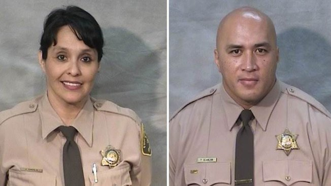 2 Veteran California Corrections Officers Shot by Jail Visitor