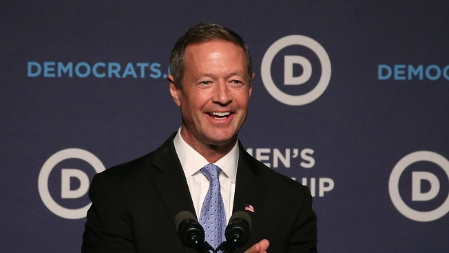 Martin O'Malley's Band to Perform in Baltimore Next Month