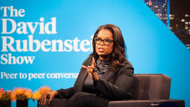 Oprah Winfrey Never Considered the Possibility of Presidential Run —Until Trump