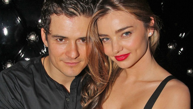 """Orlando Bloom Opens Up About Split From Miranda Kerr, Says They """"Love Each Other"""""""
