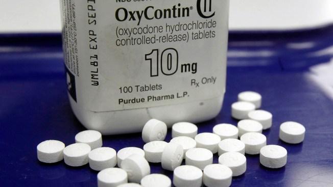 5 States Announce New Suits Over Prescription Opioids