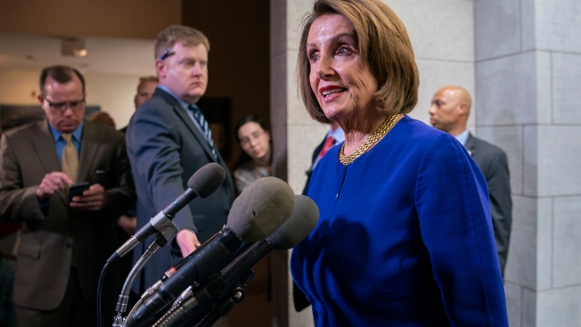 Speaker Pelosi Says Trump Is Engaged in a 'Cover-Up,' As Impeachment Talk Escalates