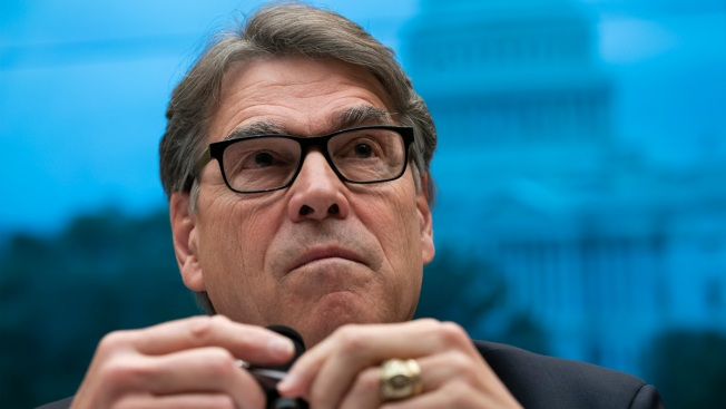Aide: Perry Pushed Trump for Ukraine Call, for Energy Issues