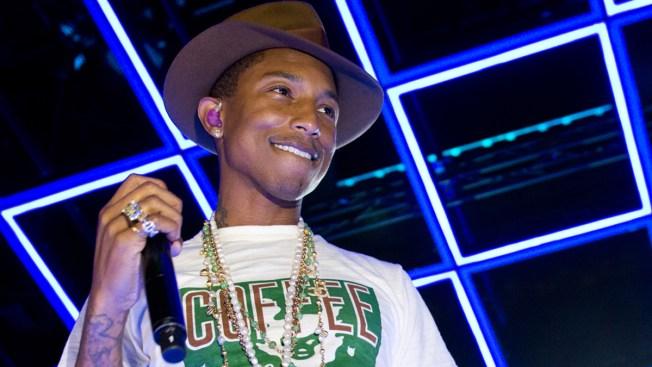 Pharrell, Drake Set for iHeartRadio Music Awards