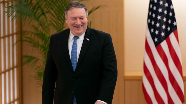 Pompeo Seeks Allied Unity in Dealing With North Korea