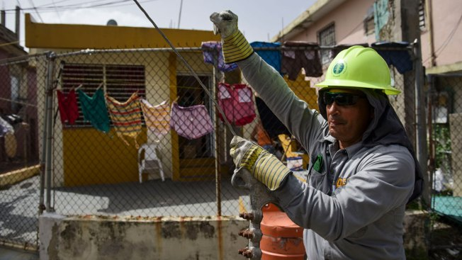 What Puerto Rico Is Doing to Get the Power Back After Storm
