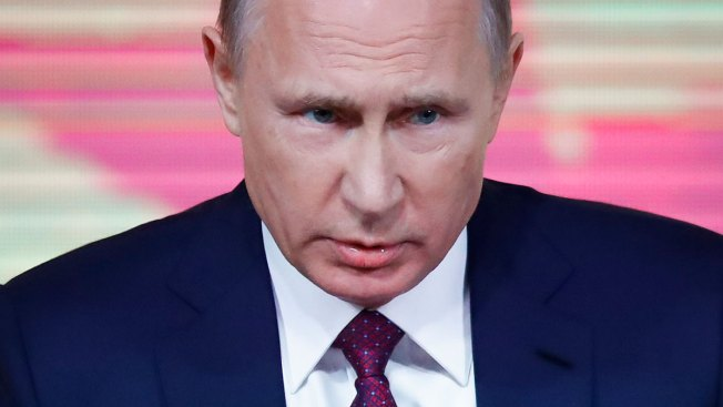 Putin to USA lawmakers: 'Are you normal?'