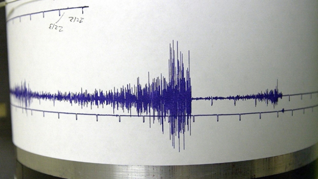 Small Earthquake Hits Virginia