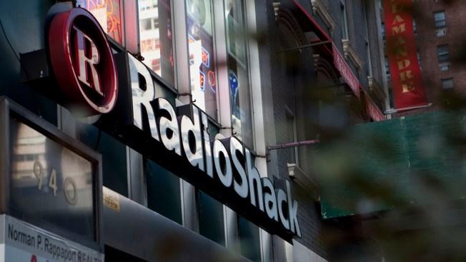 Struggling RadioShack to Shutter Up to 1,100 U.S. Stores