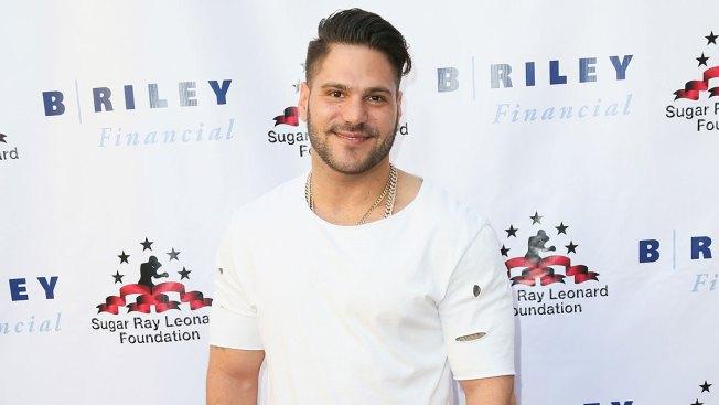 'Jersey Shore' Star's Ex-Girlfriend Arrested in Vegas Fight