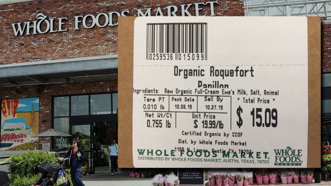 Whole Foods Market Recalls Papillon Organic Roquefort Cheese