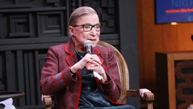 Justice Ruth Bader Ginsburg shares #MeToo experience during Sundance talk