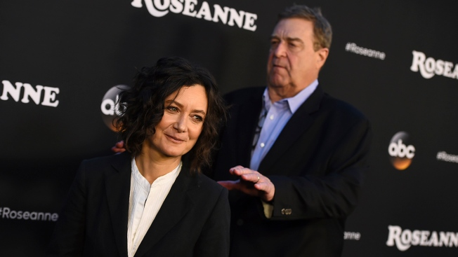 Goodman Guessing He's 'Mopey' Widower in 'Roseanne' Spinoff