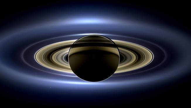 NASA Unveils Stunning, Natural-Color Saturn Panorama