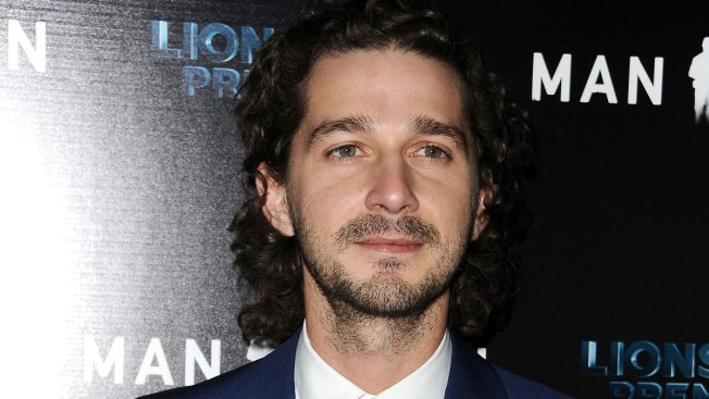 Shia LaBeouf spending a month living alone in Finland cabin