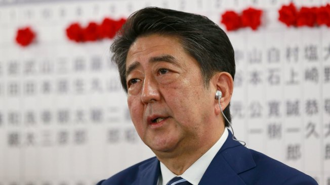 Japanese Prime Minister Abe Heads to Impressive Election Win