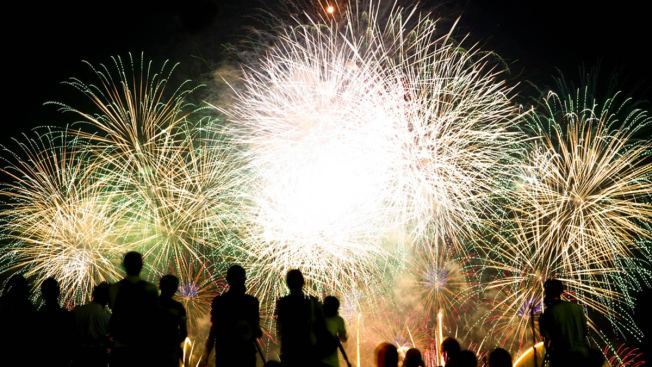 Red, White & Blue Do-Over: Fireworks Rescheduled in Several Maryland Spots