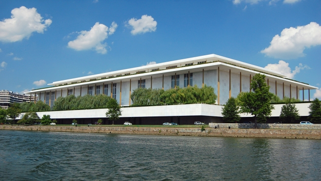 Kennedy Center Overhang Repairs May Delay Overnight Traffic for 3 Months