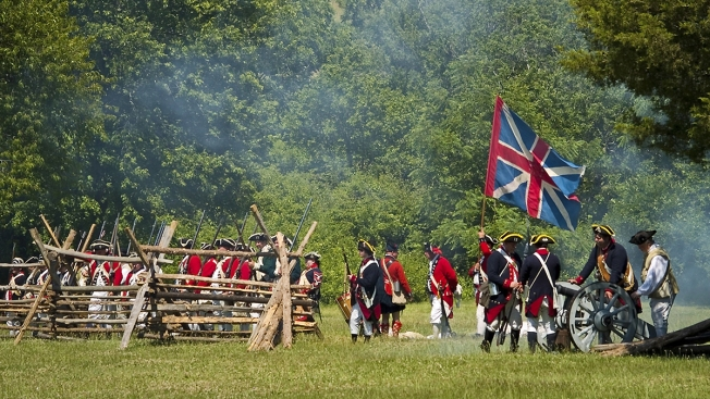 Revolutionary War Television Series Filming in Virginia
