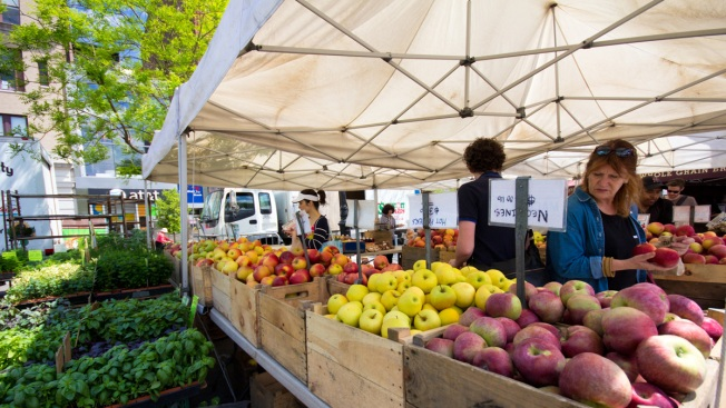 Farmers' Markets Come out of Hibernation