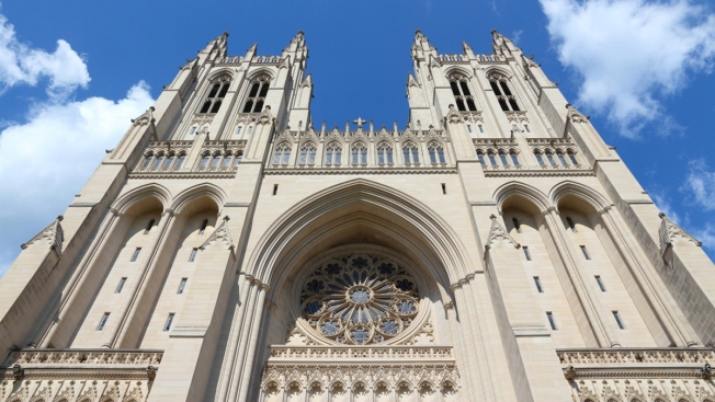 National Cathedral's Flower Mart Offers Way More Than Just Flowers