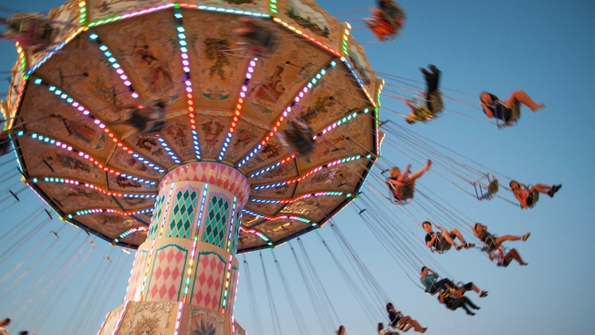 Enjoy Fall With a Thrill at a D.C.-Area County or State Fair