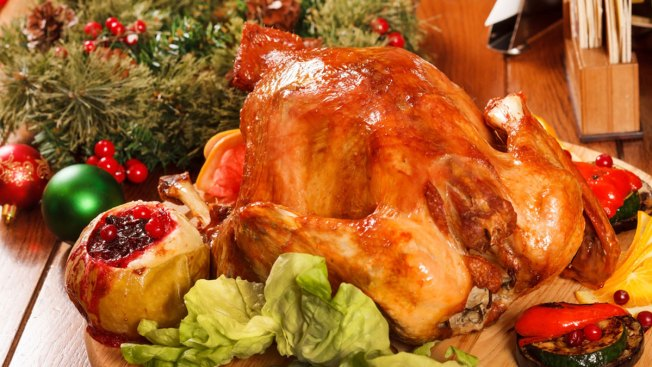 Thanksgiving From -- Not at -- the Blue Duck Tavern