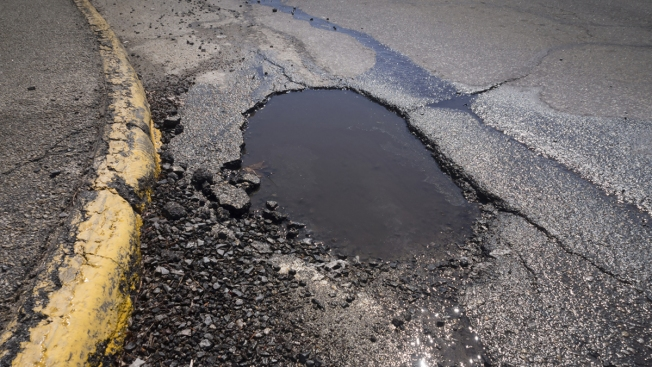 D.C. Fills 7,500 Potholes During Pothole-Palooza