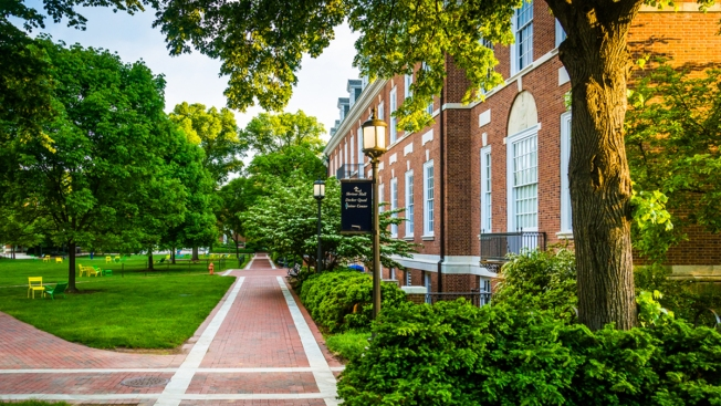 Maryland Lawmakers OK Police Force at Johns Hopkins