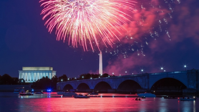 DMV Fireworks & Fourth of July Events Finder: 2015 Edition
