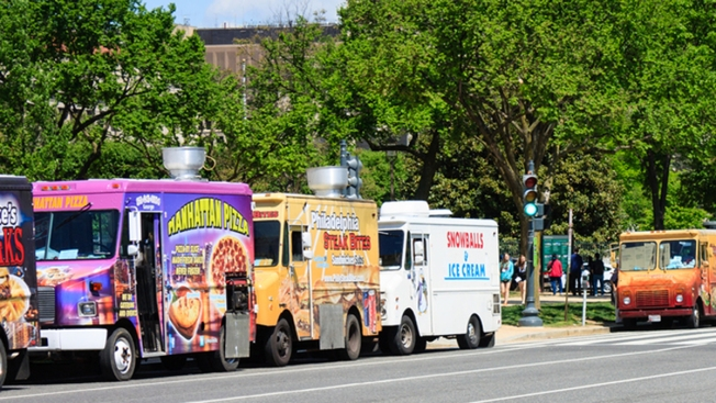 The Food Truck Race Is On: Baltimore's Taste of Three Cities