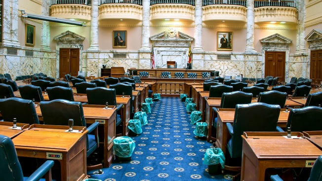 3 Lawmakers Vie to Be Speaker of Maryland House of Delegates