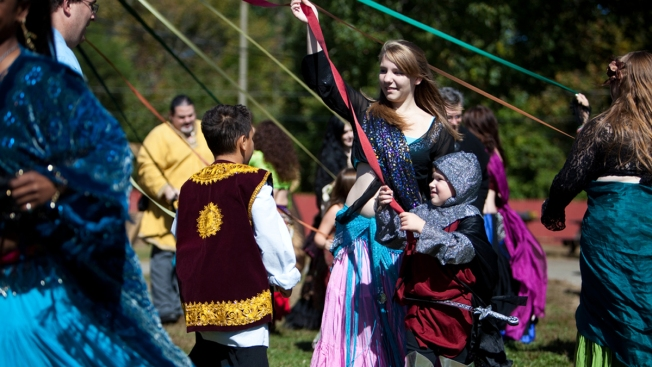 Virginia Renaissance Faire: Last Chance This Weekend!