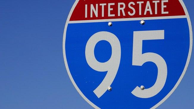 All Lanes Back Open on I-95 Near Fredericksburg