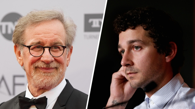 Shia LaBeouf Slams Steven Spielberg in New Interview