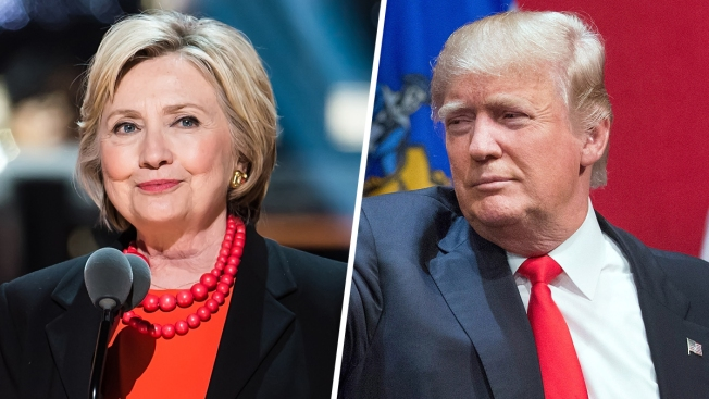POLL: Clinton, Trump Hold Big Leads in Maryland